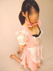 【コスプレ】メイド服・ピンク